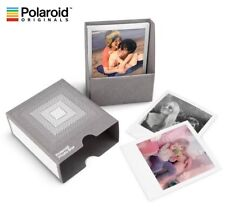 Polaroid Originals Paper Photo Box for 600 i-type SX-70 Instant Film Storage