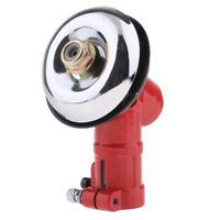 7 Spline/26mm Gearbox Gear Head Gearhead for Lawn Mower Trimmer Brush Cutter