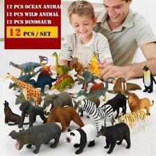 Simulation Dunkleosteus Dinosaur Model Figure Kids Educational Toy NICE~ NZPUq