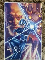 Mega Man Fully Charged #1 Mico Suayan Virgin Variant Cover NM