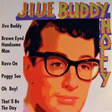 """7"""" BUDDY HOLLY Jive.. Rave On / Peggy Sue / Oh Boy / Heartbeat MCA Rock 'n' Roll"""