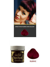 La Riche Directions Semi Permanent Hair Color Dye FREE Shipping - Rubine