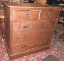 Oak Original Antique Chests of Drawers