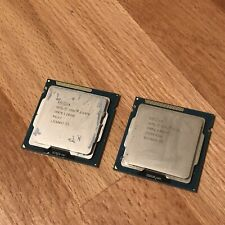Intel Core i5-3330 and i5-3470 Processors Lot of 2