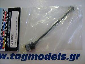 GS CLX 891022 REAR LIGHTENED CENTER CVD DRIVE SHAFT 112MM BRAND NEW