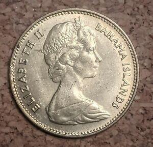 Bahamas 1 Cent 1969 Coin