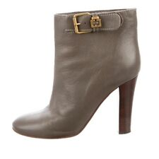 Chloe Leather Booties
