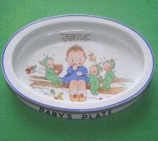 c1930 Art Deco Shelley Boo Boo's Baby Bowl Mabel Lucie Attwell
