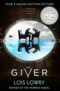 The Giver Movie Tie-In Edition (Giver Quartet) - Paperback By Lowry, Lois - GOOD