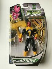 """DC Total Heroes Sinestro (Green Lantern Corps) 6"""" inch Action Figure New/NIP"""