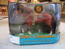Grand Champions Collectors 1st Edition! Quarter Horse Rare Unopened Signed Box