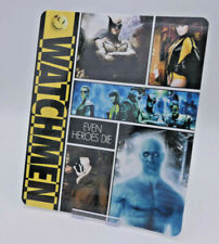 WATCHMEN - Glossy Fridge or Bluray Steelbook Magnet Cover (NOT LENTICULAR)