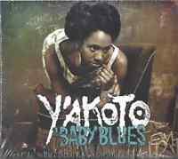 Y'AKOTO / BABYBLUES * NEW DIGIPACK CD 2012 * NEU *
