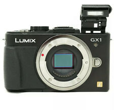 Panasonic LUMIX DMC-GX1 16.0MP Digital Camera - Black  (Body Only) battery Strap