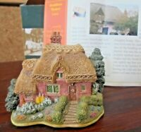 LILLIPUT LANE - L2048 GOLDEN YEARS - SUFFOLK, ENGLAND. WITH BOX & DEEDS