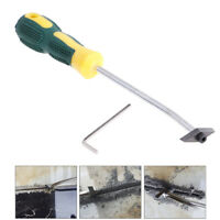 One Set Alloy Tungsten Steel Ceramic Tile Gap Drill Bit For Tile Grout Wall Seam Cleaning Tools Construction Tool Tool Sets