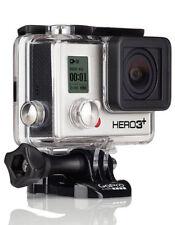 GOPRO Actioncam Hero3+ Silver Camcorder Outdoor Kamera Full HD 10MP WiFi NEU