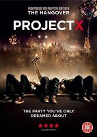 Project X [DVD] [2012] [New] [Thomas Mann, Oliver Cooper] Hangover Style movie
