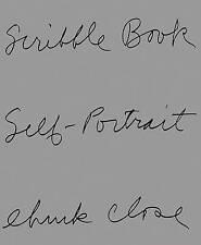 Chuck Close: Scribble Book by Nina Holland