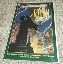 GOTHAM BY GAS LIGHT # NN A TALE OF THE BATMAN 1989 FINE DC PRESTIGE FORMAT TPB