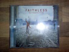 CD Album Faithless - Outrospective ( We Come 1 - Muhammad Ali ) 2001 Rare