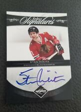 2011-12 Limited Stan Mikita Select Signatures Auto Autograph Blackhawks SP  /97