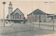 AK, Foto, Zeitz - Bahnhof, 1938; 5026-58