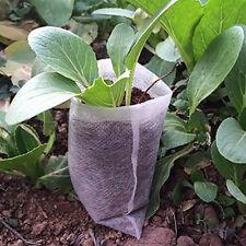 Plant Fiber Nursery Pots Seedling Raising Bag Plants Holder Garden Supply