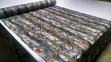 """XD3 HUNTING CAMO TRUE TIMBER 60""""W 1.2OZ NON WOVEN SOFT SPUN CAMOUFLAGE FABRIC"""