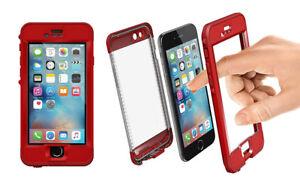 LifeProof NUUD iPhone 6s Plus - Waterproof Shockproof Hard Case CAMPFIRE