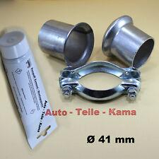 Reparaturset für Citroen , Peugeot , Renault , Auspuff Reparatursatz , Ø 41 mm
