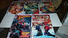 Super Sons of Tomorrow (DC) Superman # 37 38 Teen Titans 15 Super Sons 11 & 12