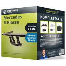 Anhängerkupplung WESTFALIA abnehmbar MERCEDES B-Klasse +Elektrosatz NEU EC 94/20