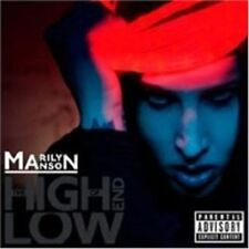 """MARILYN MANSON """"THE HIGH END OF LOW"""" CD NEW+"""