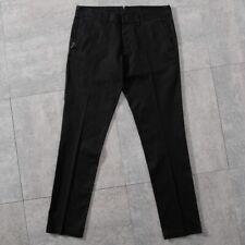 Emporio Armani chino pants black size 50