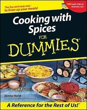 Cooking with Spices For Dummies: By Holst, Jenna