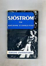 Jeanne - Ford # VICTOR SJOSTROM # Editions Universitaires 1963