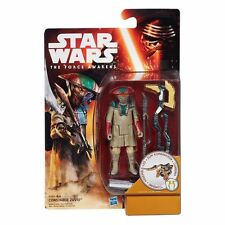 Star Wars The Force Awakens Constable Zuvio action figure - New in stock