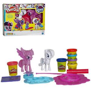 Play Doh Knete Modellieren my Little Pony Twilight Sparkle Modespaß Spielknete