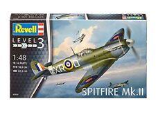 Spitfire Mk.ii - Revell 148 MKII Supermarine Scale Model Kit
