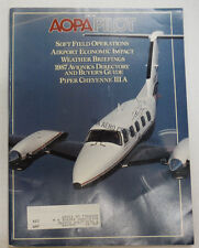 AOPA Pilot Magazine Soft Field Operations June 1987 061115R