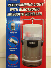 Camping Light With Mosquito Rpeller