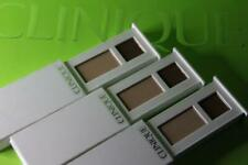 Lot of 3 Clinique All About Shadow Duo - 01 LIKE MINK - 1.7g/0.06oz NEW & UNUSED