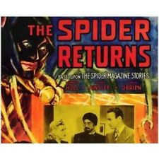 THE SPIDER RETURNS, 15 CHAPTER SERIAL, 1941