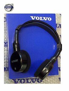 Volvo Genuine Rear Seat Entertainment Headphones S80 V70 XC90 XC70 XC60 31215553