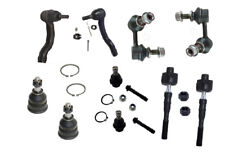 2005-2012 FOR NISSAN PATHFINDER SUSPENSION FRONT KIT TIE ROD,SWAY BAR,BALL JOINT