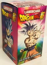 SCATOLA BOX DA 24 BUSTINE LAMINCARD DRAGONBALL SUPER ULTRA POWER DIRAMIX