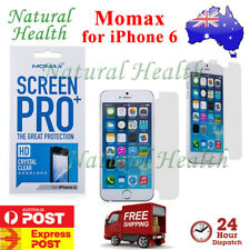 Momax Pro+ Screen Protector Film Guard HD Crystal Clear for Apple iPhone 6 4.7