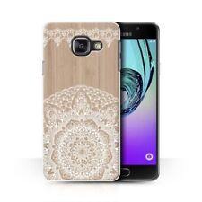 Étuis, housses et coques Pour Samsung Galaxy A3 en bois, bambou pour téléphone mobile et assistant personnel (PDA) Samsung