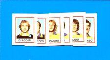 CALCIATORI 1974-75 Panini - Figurina-Sticker n. 598 a+b+c+d+e+f - VERONA -Rec